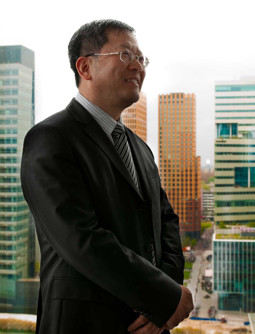 Chairman-&-CEO-bij-Hanergy-Global-Solar-Power-&-Applications-Group,-Europe-and-Middle-East
