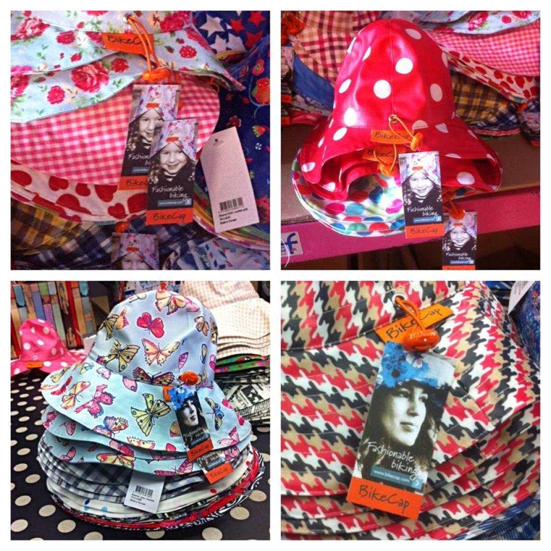 BikeCap Hats met nieuwe labels vliegen over de toonbank